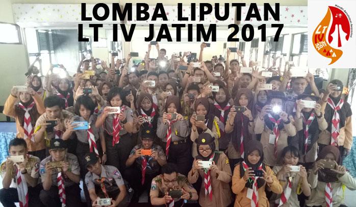AYO IKUT LOMBA LIPUTAN LT IV JATIM 2017