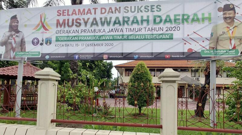 Bukan Organisasi Politik, Gus Ipul Berharap Ketua Kwarda Jatim Penerusnya Bukan Ketua Partai Politik