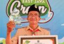 Kakak Saini, Kamabigus Terbaik Gudep Ramah Lingkungan Jatim 2020